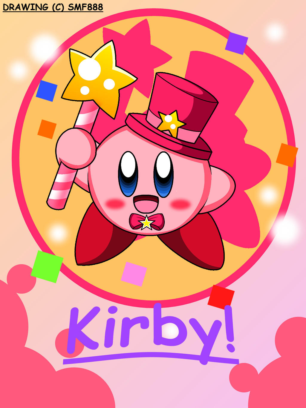:Kirby: Superstar! by SuperMarioFan888