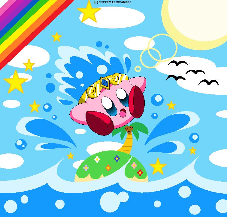 :Kirby: Water - Summer Ocean by Plucky-Nova on DeviantArt