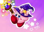 Team Kirby Clash - Beam Mage Kirby