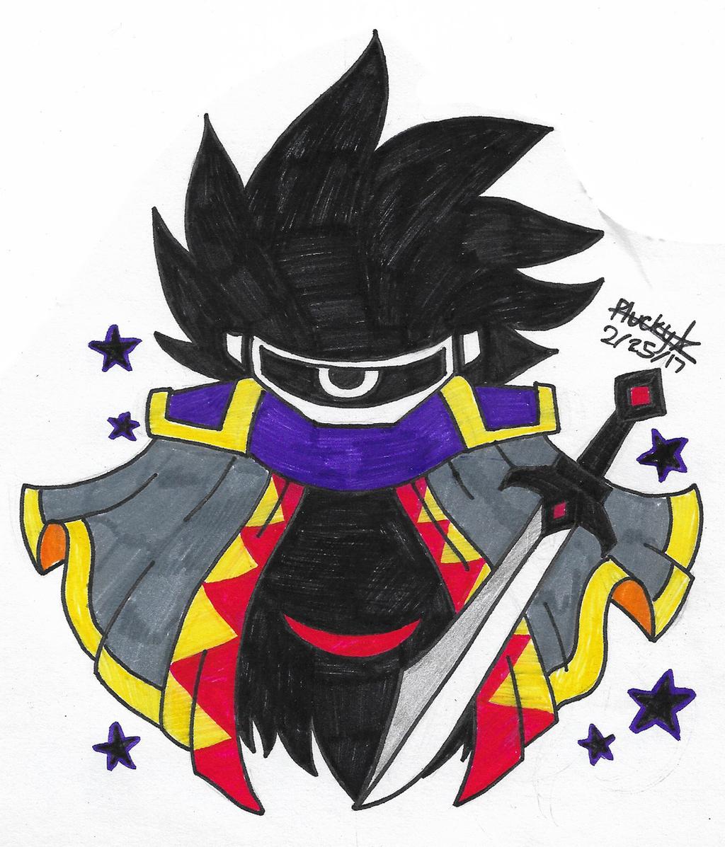 dark matter swordsman skylar - photo #42