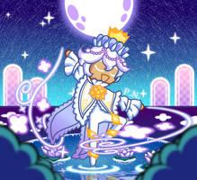 Whipped Cream Cookie - Luminous Dance