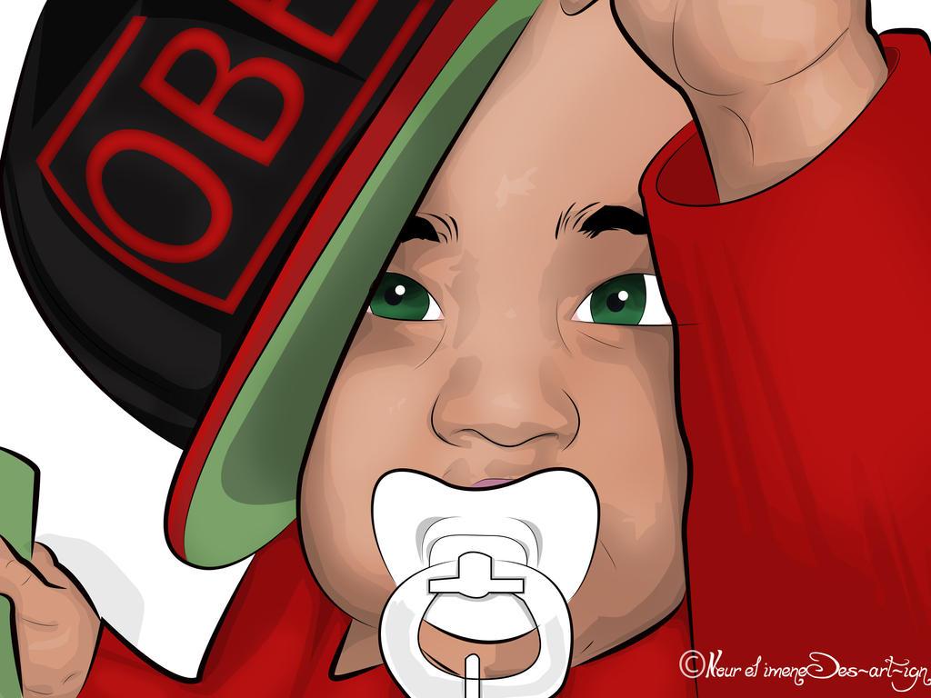 Baby Swag by nour-el-imene on DeviantArt