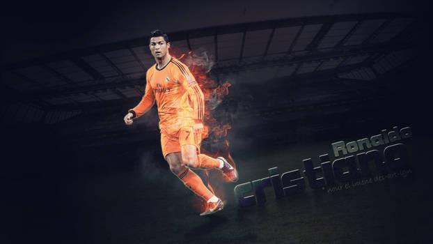 Cristiano Fire Ronaldo