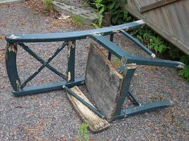 Item 1: Broken Chair by MystStock