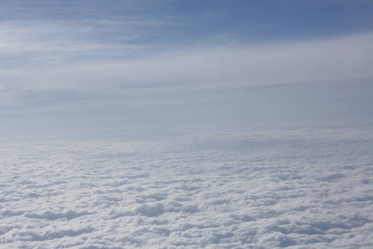 From Above - Clouds 12.