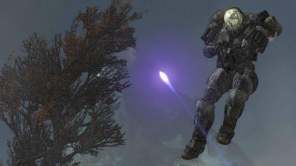 Spartan EVA-A by Armageist