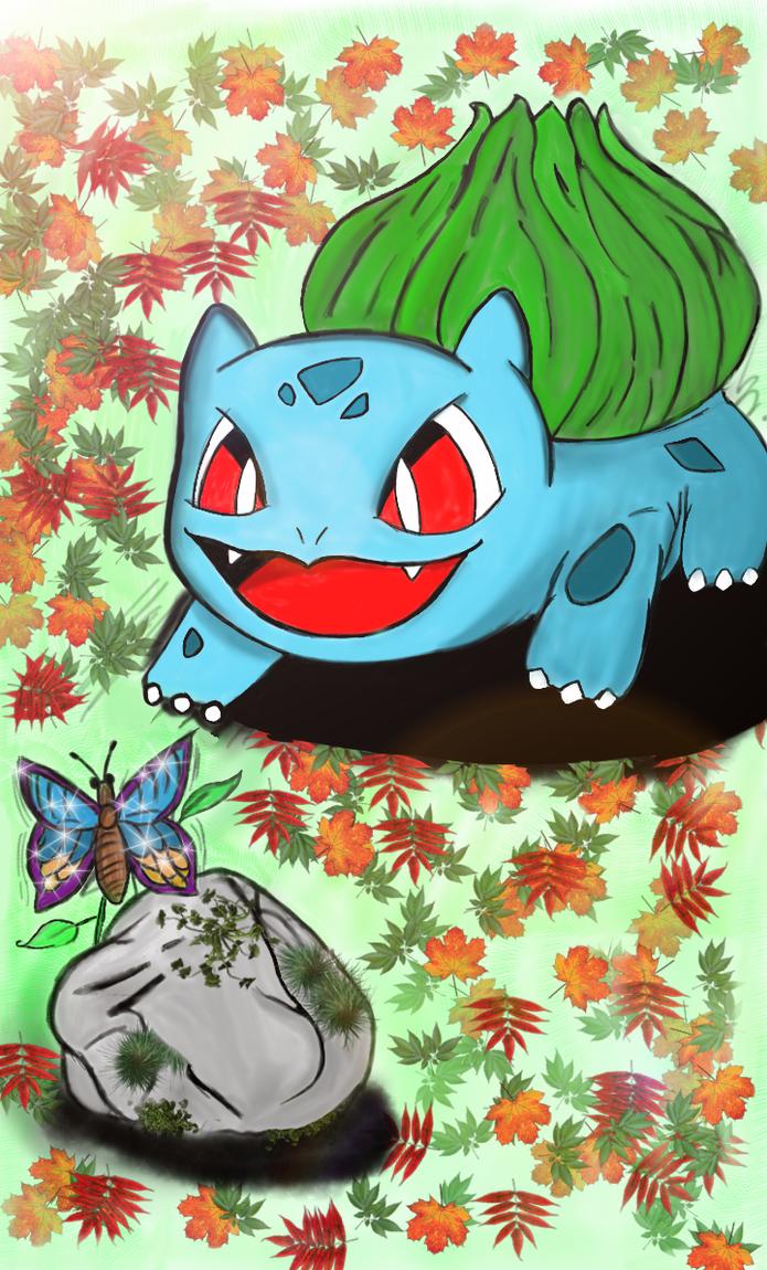 Pokemon 001 Bulbasaur 639629517