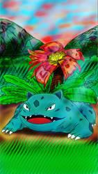 9eefac0249d Venusaur without flower and pimples  iconzerax7  ZeraX7 11 4 Pokemon - Venusaur  by ZeraX7