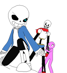 Undertale Collab 4 by Underbases