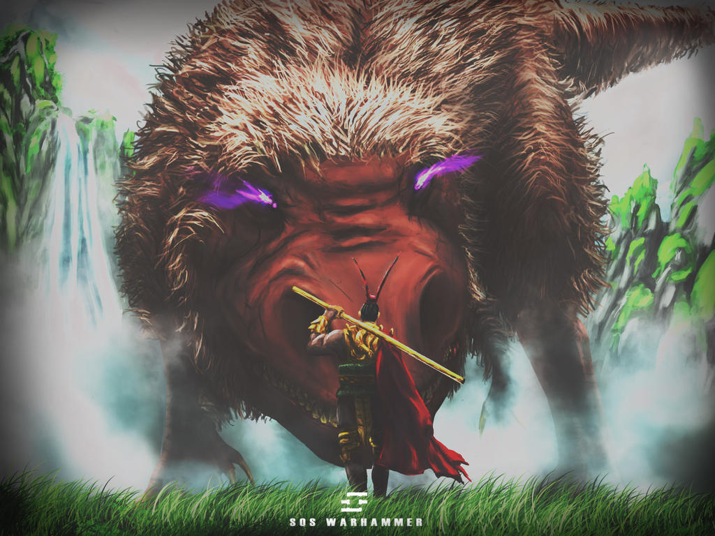 Carnivore by soswarhammer