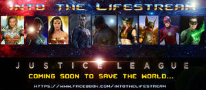 Justice League Promo Poster by Gyaldhart