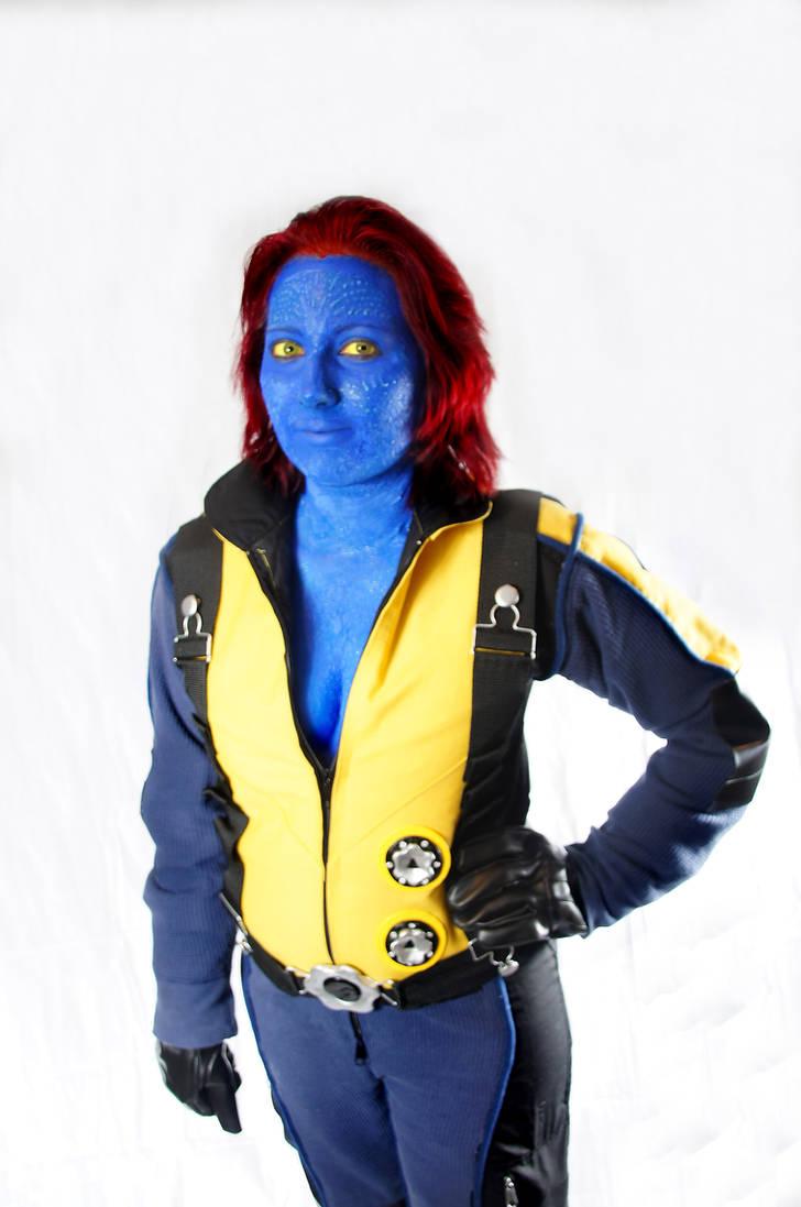 Mystique, X-men: First Class cosplay by Cervs on DeviantArt