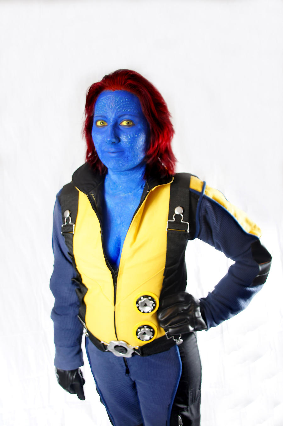 Mystique, X-men: First Class cosplay by Cervs on DeviantArt X Men First Class Magneto And Mystique