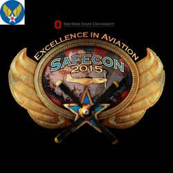 Safecon 2015 Logo by ledious
