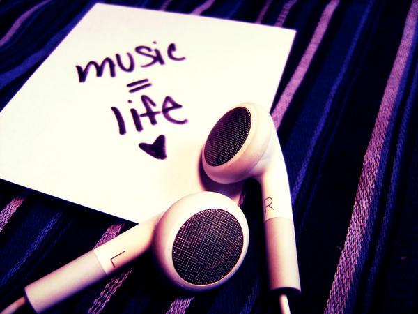 Resultado de imagem para music life