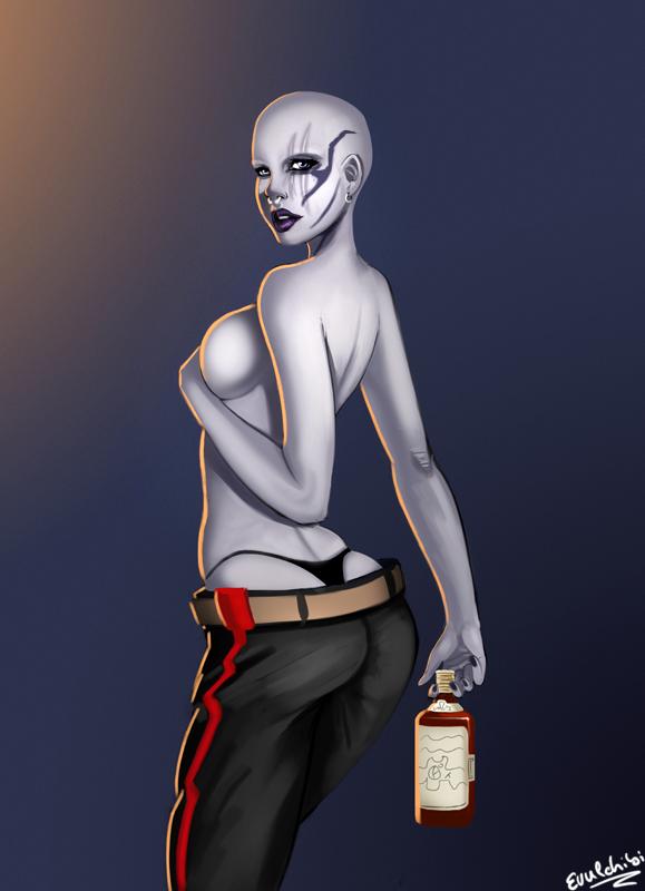 Rattataki Imperial Agent by Evulchibi