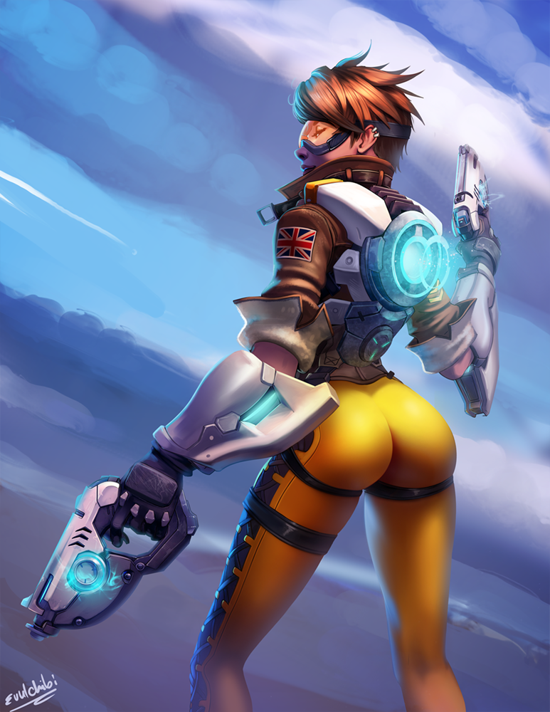 tracers ass