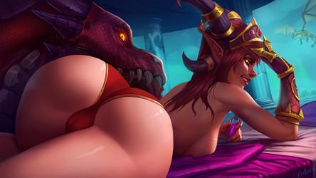Ass-Binder by Evulart