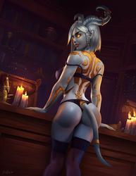 Study ass by Evulart