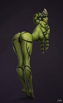 Greeny Twilek