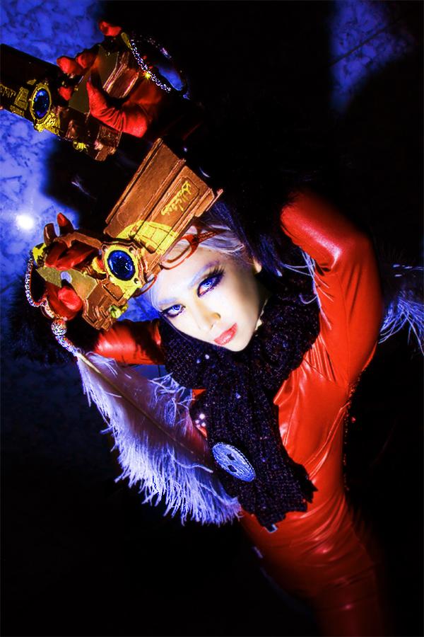 BAYONETTA-Jeanne by KaiHyodo