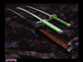 Bleach: Zanpakuto by ice-sabre
