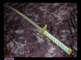 Hitsugaya Toshiro: Hyorinmaru by ice-sabre