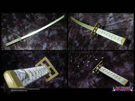 Kuchiki Byakuya: Senbonzakura by ice-sabre