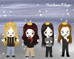 Northern Kings by AkasunaKage