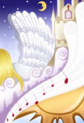 Angel by AkasunaKage