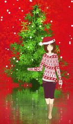 Christmas by AkasunaKage