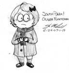 Olivia Flaversham [South Park] by Johnny-Ether
