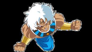 God of Destruction Black Goku Attacks!!!