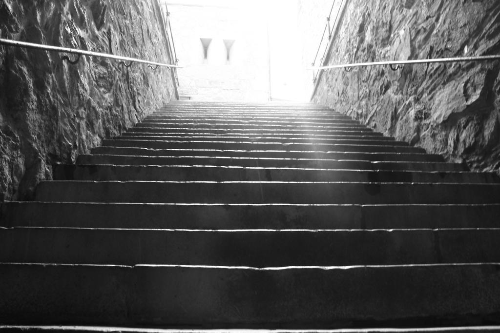 Stone Stairway by NomNom2010