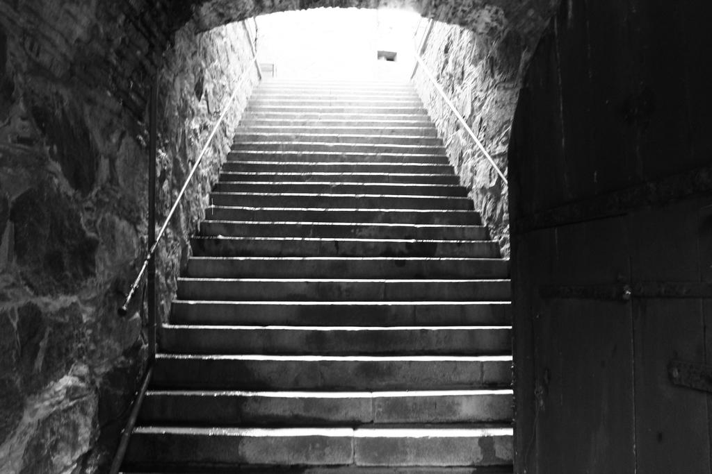 Stone Stairway 2 by NomNom2010