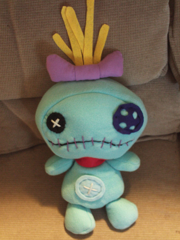 Scrump by sci00 on deviantart for Lilo and stitch arts and crafts
