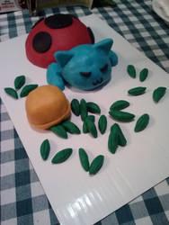 Catbug cake