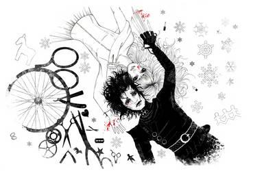 Love like razorblade