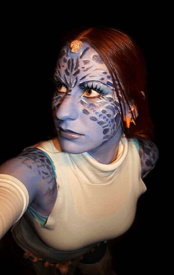 Mystique by keikoface