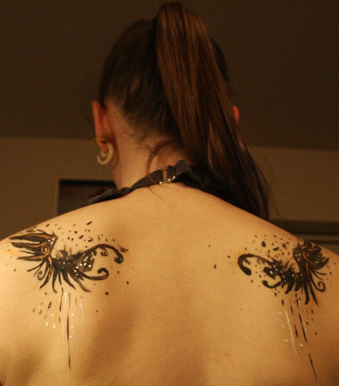 Wings by keikoface
