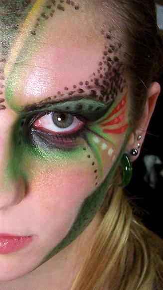 Goblyn face by keikoface