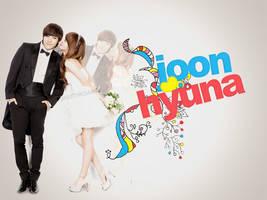 LEE JOON + HYUNA EDIT.