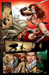 Red Sonja 37 page 19