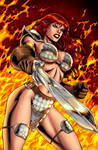 Red Sonja 39 page 22