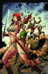 Red Sonja 51 cover