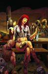 Red Sonja 55 Cover