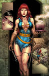 RED SONJA BLUE PAGE 14