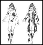 Vampirella design