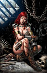 Red Sonja 61 cover