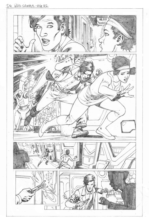 Walter DrWho Sample pg02 by wgpencil